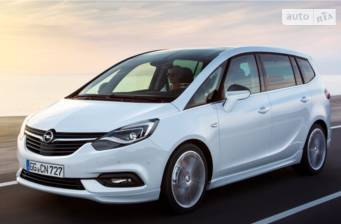 Opel Zafira 2.0D АТ (130 л.с.) 2017