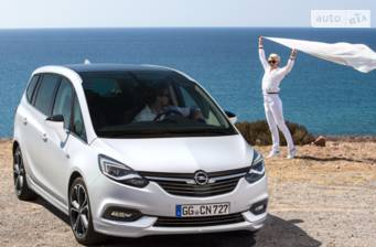 Opel Zafira 2.0D MT (170л.с.) Start/Stop 2017