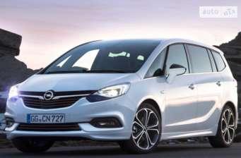 Opel Zafira 1.6D MT (120 л.с.) Start/Stop Innovation 2017