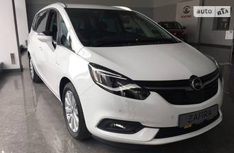 Opel Zafira 1.4 МT (140 л.с.) 2017