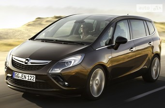 Opel Zafira Tourer 2.0D AT (165 л.с.) Cosmo 2015