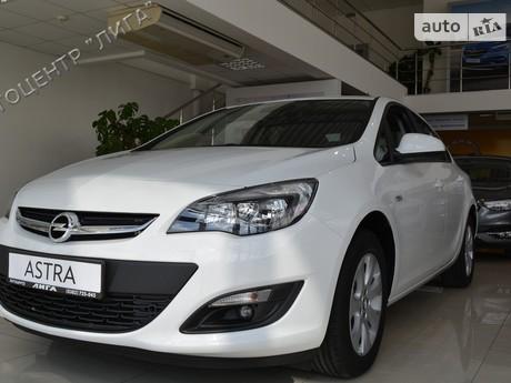 Opel Astra J 2019