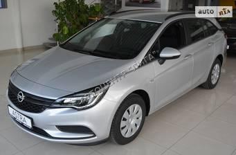 Opel Astra K 1.6D MT (95 л.с.) 2018