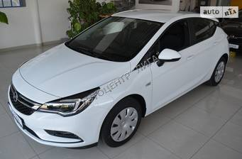 Opel Astra K 1.4 Turbo AT (150 л.с.) 2018