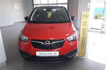 Opel Crossland X 1.2T AT (110 л.с.) 2019