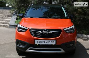Opel Crossland X 2020 Innovation