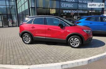 Opel Crossland X 1.2T AT (110 л.с.) 2020