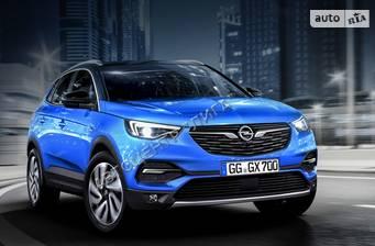 Opel Grandland X 1.5D AT (130 л.с.) Start/Stop 2019