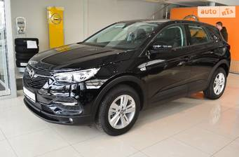 Opel Grandland X 1.5D 8AT (130 л.с.) Start/Stop 2019