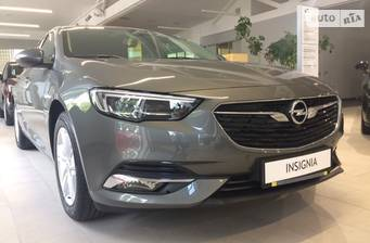 Opel Insignia Grand Sport 1.5T AT (165 л.с.) 2019