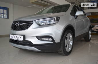 Opel Mokka 1.6D АT (136 л.с.) 2018