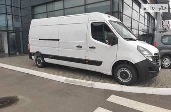 Opel Movano груз. 2.3DT МТ (125 л.с.) FWD  2020