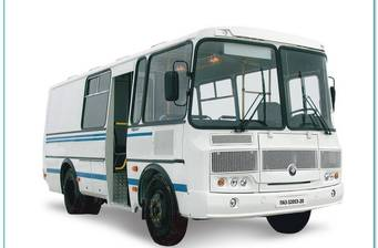 ПАЗ 32053 20 грузопассажирский (ЗМЗ) 2018