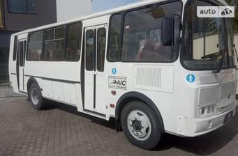 ПАЗ 4234 04 Пригородный 2019