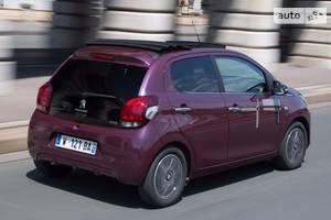 Peugeot 108 1.0 VTi AT (72 л.с.) Allure 2019
