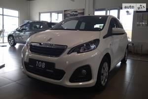 Peugeot 108 1.0 VTi AT (72 л.с.) Active 2019