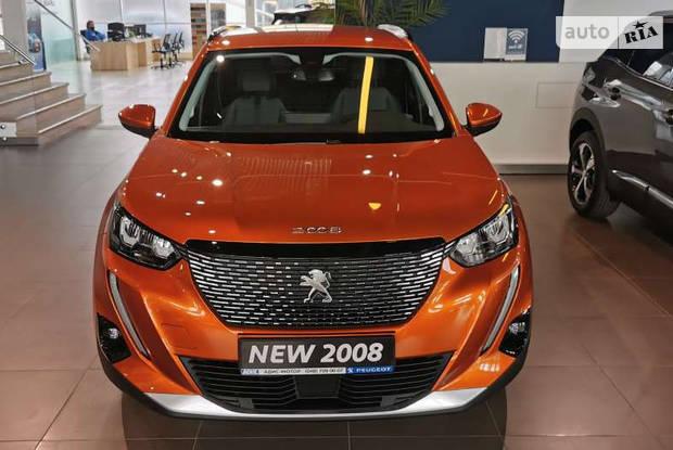 Peugeot 2008 Allure Pack