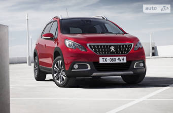 Peugeot 2008 PureTech 1.2 AT (110 л.с.) Start/Stop 2017