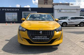 Peugeot 208 1.2 PureTech MT (75 л.с.) 2021