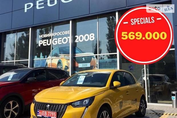 Peugeot 208 Allure Pack