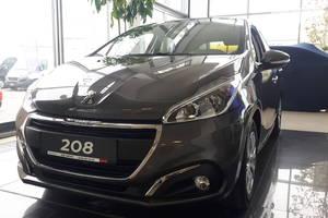 Peugeot 208 1.2 PureTech MT (82 л.с.) Like 2019