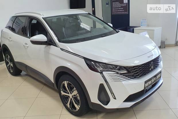 Peugeot 3008 Active Pack