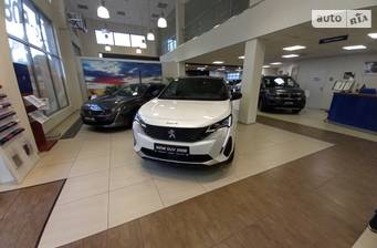 Peugeot 3008 2021 GT