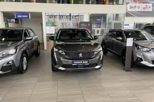 Peugeot 3008 Allure Pack