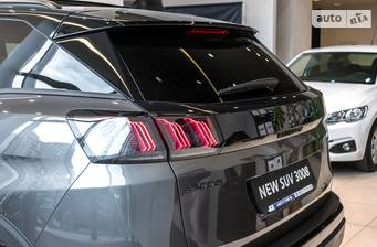 Peugeot 3008 2021 GT Pack