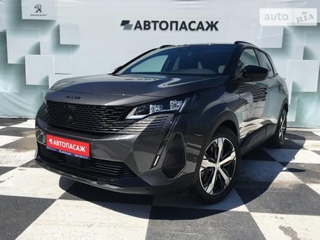 Peugeot 3008 2021