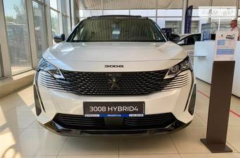 Peugeot 3008 1.6 Plug-in Hybrid 300 e-AT-8 (13.2 kWh) 4X4 2021