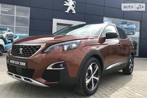 Peugeot 3008 New 2.0 HDi AT (150 л.с.) Allure 2018