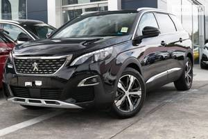 Peugeot 3008 2.0 BlueHDi AT (180 л.с.) Start&Stop GT-Line 2019