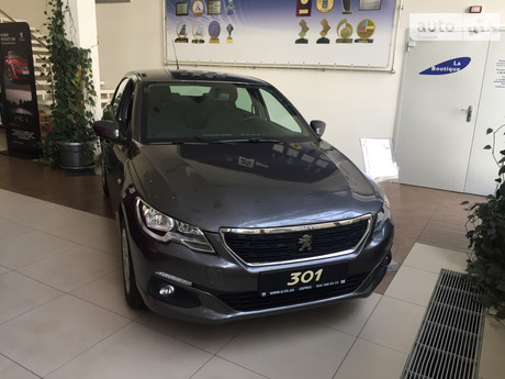 Peugeot 301 2020