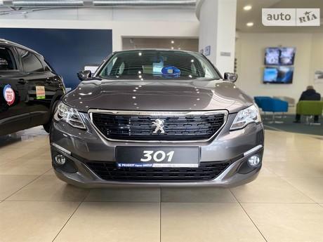 Peugeot 301 2021