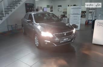 Peugeot 301 New 1.6 MT (115 л.с.) 2021