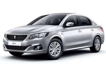 Peugeot 301 New 1.2 MT (82 л.с.)  Access 2018