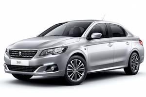 Peugeot 301 New 1.6D MT (92 л.с.) Allure 2019