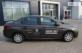 Peugeot 301 New 1.6D MT (92 л.с.) 2017
