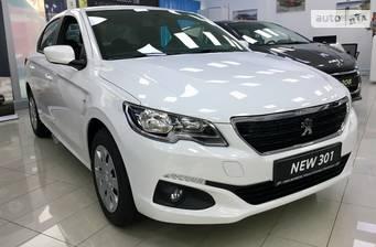 Peugeot 301 New 1.2 MT (82 л.с.)  2020