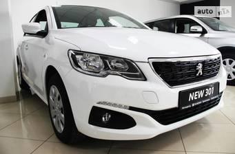 Peugeot 301 New 1.6D MT (92 л.с.) 2021