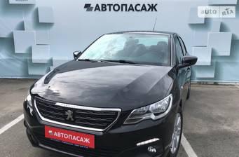 Peugeot 301 New 1.6D MT (92 л.с.) 2020