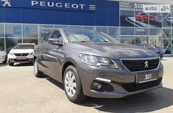 Peugeot 301 New 1.6 MT (115 л.с.) 2020