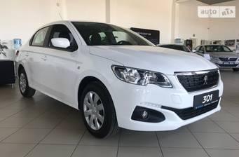 Peugeot 301 New 1.6 AT (115 л.с.) 2020