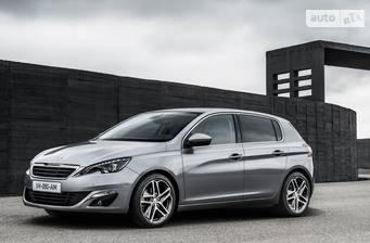 Peugeot 308 1.6 HDi МТ (92 л.с.) 2017