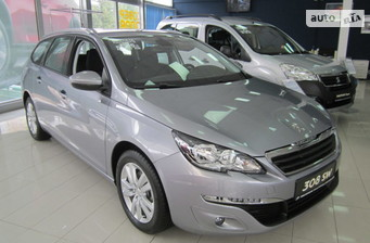 Peugeot 308 1.6 HDi МТ (92 л.с.) Active 2017