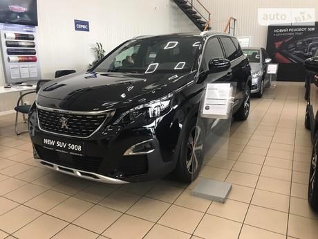 Peugeot 5008 2020