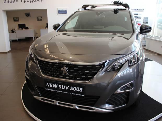Peugeot 5008 Individual