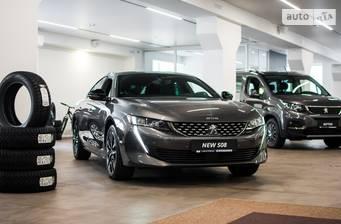 Peugeot 508 2.0 HDi AT (180 л.с.) 2021