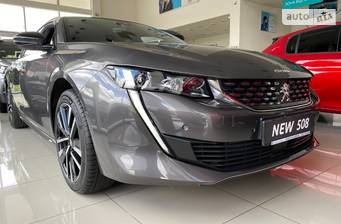 Peugeot 508 1.6 PureTech AT (215 л.с.) 2021